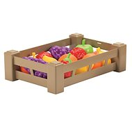 Ecoiffier Fruit or Vegetable Crate - Children's Toy Dishes