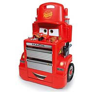 Smoby Cars 3 Mac Truck Trolley