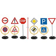 Big Traffic Signs - Children's playset