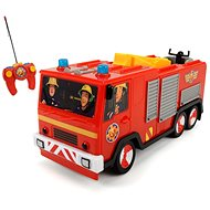 Dickie The Fireman Sam Fire Engine Jupiter - RC Remote Control Car