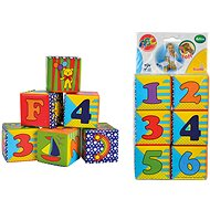 Simba Soft cubes with pictures - Toddler Toy