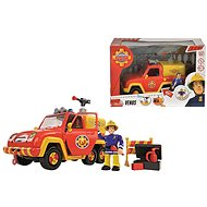 Fireman Sam - Fire Engine Venus - Toy Vehicle