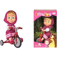 Simba Masha and the Bear - Masha on a tricycle