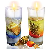 Candle production - sea imagination - Creative Kit