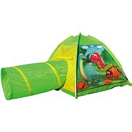 Dinosaur Tent With Tunnel - Indoor and Outdoor