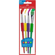 Faber-Castell Soft Touch, 4pcs - Accessories