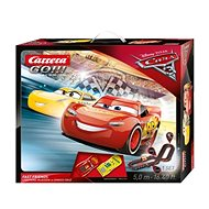 Carrera GO 62419 Cars 3 - Fast Friends - Slot Car Track