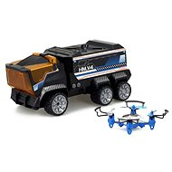 Silverlit Drone Mission 2.4GHz - RC Remote Control Car