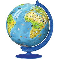 Ravensburger 123384 Ball Children's Globe (English) - Puzzle
