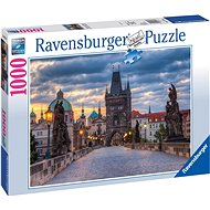 Ravensburger 197385 Prague Walking along the Charles Bridge - Puzzle