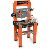 Smoby Black & Decker Kids Bricolo One Toy Workbench