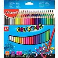 Maped Color Peps, 48 colours - Coloured Pencils