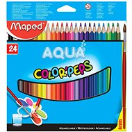 Maped Color Peps Aqua, 24 colours