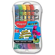 Maped ColorPeps Paint Tubes, 12 colours - Tempera