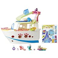 Littlest Pet Shop Cruise Ship with 3 Animals - Game Set