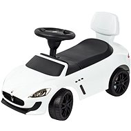 Buddy Toys BPC 5131 Maserati White - Balance Bike/Ride-on