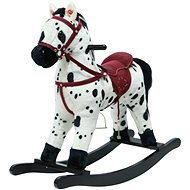 Rocking Horse, Black-White