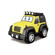 Jeep with light and sound - Toy Vehicle