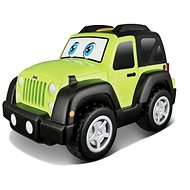 Jeep moves eyes - Toy Vehicle