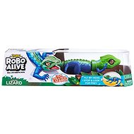 Robo Alive Green Lizard - Interactive Toy