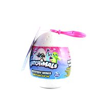 Hatchimals Mysterious Egg with Plush Keychain - Plush Toy