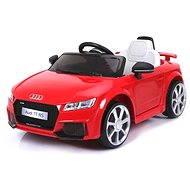 Audi TT RS Red - Children's electric car