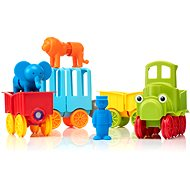 Smartmax My First Animal Train - Magnetic Building Set