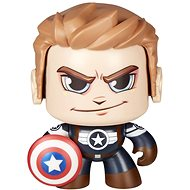 Marvel Mighty Muggs Captain America without beard - Figurine