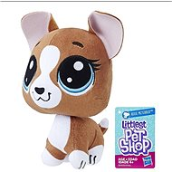 Littlest Pet Shop - Roxie Mcterrier - Plush Toy