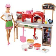 Barbie Cooking&Baking Pizza Play Set