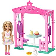 Barbie Chelsea with Fair Hair and Accessories - Doll Accessory
