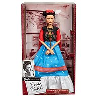 Barbie World Famous Women Frida Kahlo - Doll