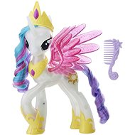 My Little Pony Glitter & Glow Princess Celestia - Figurine