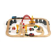 Brio World 33097 Freight rail luxury set - Train Set