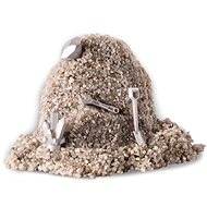 Kinetic Rock Basic Package 170g Grey - Kinetic Sand