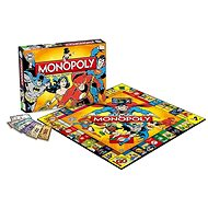 Monopoly DC Comics Retro, ENG - Board Game