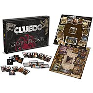 Cluedo Game of Thrones, ENG - Board Game