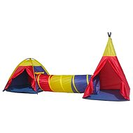 Tents with a Tunnel - Children's Tent