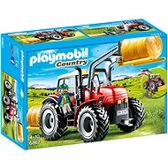 Large tractor with special tools - Building Kit