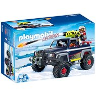 Playmobil 9059 Ice Pirates with Snow Truck - Building Kit