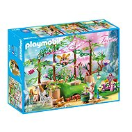 Playmobil 9132 Magic forest with fairy - Building Kit