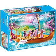 Romantic ship with fairy - Building Kit