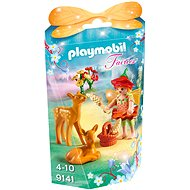 Playmobil 9141 Fairy Girl with Fawns - Building Kit