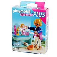 Playmobil 5368 Mother and Child with Changing Table - Building Kit