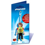 Playmobil 6613 City Life Skateboarder Keyring - Building Kit