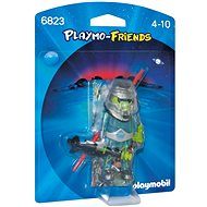 Playmobil 6823 Collectable Playmo-Friends Space Warrior - Building Kit