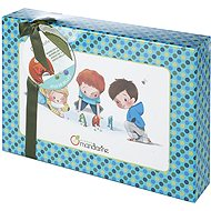 Avenue Mandarine Set of balls with obstacles for boys - Board Game