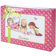 Avenue Mandarine Set of balls with obstacles for girls - Game