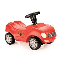 Dolu Red Race Car - Balance Bike/Ride-on