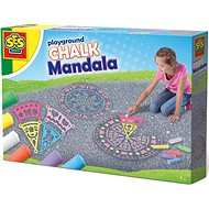 Ses Playground Chalk with Templates - Chalk
